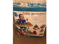 Baby Go Round Twist 2-in-1 Walker