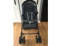 Pram to Pushchair