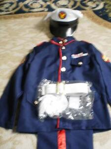 MILITARY DRESS UNIFORM BRAND NEW GREAT FOR DRESS-UP