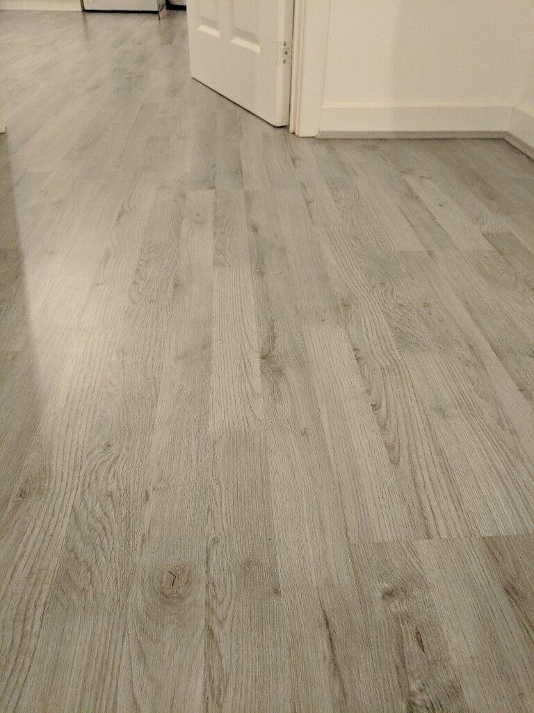 Autumn Grey Oak Laminate Flooring