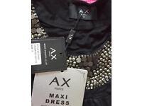 Brand new black maxi dress