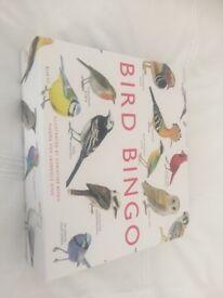 Bird Bingo game -new not used
