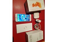 Iphone 6s 16gb rose gold with receipt