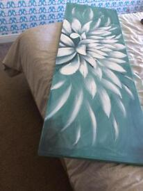 Lily canvas