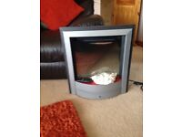 Remote Control Electric Fire