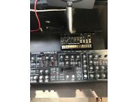 Access virus C synth mint condition with rack ears, not TI, Roland, pioneer, moog, elektron