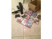 Xbox 360 connect with 11 games (playstation ps3 xbox 1 one)