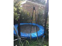 Excellent 6ft trampoline