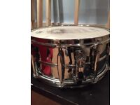 WorldMax Steel Snare 14x6.5