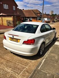 10 plate BMW 1 series coupe sport for sale!