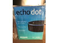 Unopened Anazon Echo Dot