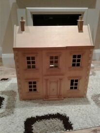 Childrens doll house