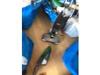 Silvercrest dual cordless vacuum cleaner / handheld vacuum