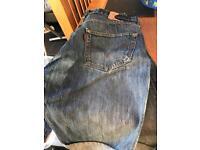 """Levi 501 shorts - 32"""" waist"""