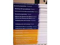 AAT Accountancy Osborne Books