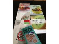 Collection of Slimming World Books