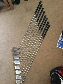 Ping Rapture Golf Clubs (4-SW)