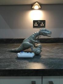 Jurassic world remote control robot