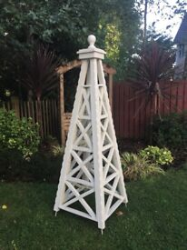Garden Obelisk for Sale - Handmade