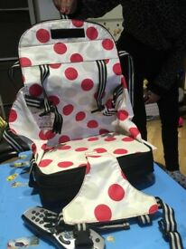 Polar Gear Baby Go Anywhere Booster Seat