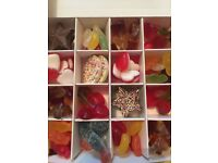 Personalised pick 'n' mix sweet box