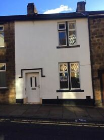 2 bedroom cottage house to let / rent Nelson BB9