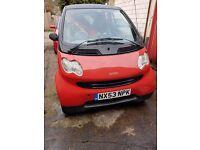 SMART CAR ......SPARES/REPAIR
