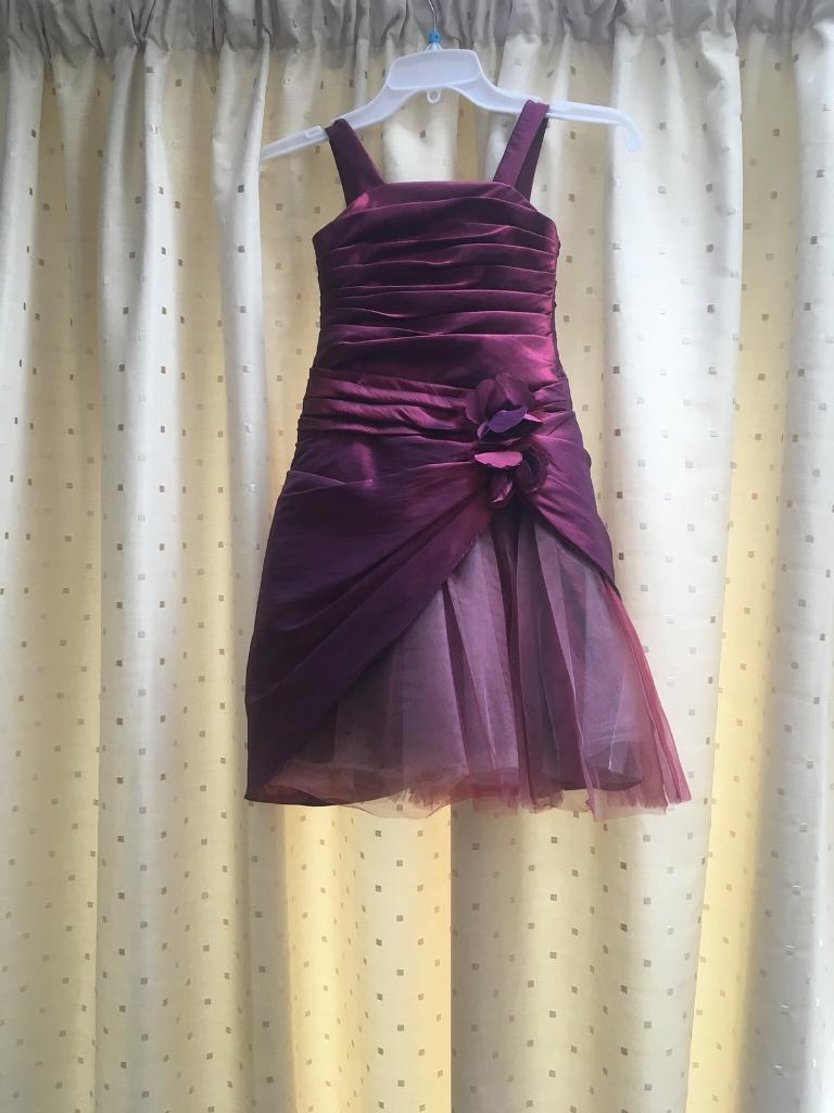 Veromia Bridesmaid dress age 4 | in Exeter, Devon | Gumtree