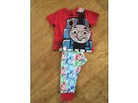 Boys Pyjamas Size 1-1.5 (12-18months)