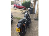 For Sale Beautiful sportster iron with stage one , modified handlebars and vance and Hines exhaust