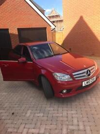 Mecedes c class 220 cdi blueEfficiency sport