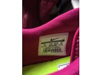 Nike trainers, Pink/Purple
