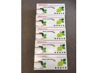5 NEW AND SEALED Canon FX-10 Toner Cartridge Collection from Croydon