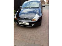 FORD STREET KA 2006 WINTER CONVERTIBLE LEATHER HEATED SEATS - 1.6L- £1500 OR NEAREST OFFER