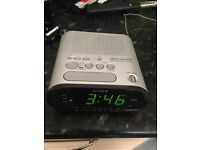 Sony digital alarm clock radio