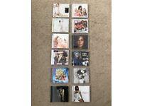 CDs x12