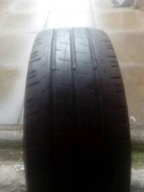 Continental van tyre 205/65/16c