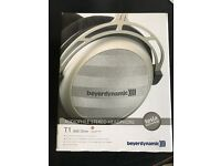 Beyerdynamic T1 600 Ohm Headphones with Tesla Technology