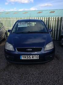 Ford Focus cmax only 86000 miles 12 months mot 6 months warranty