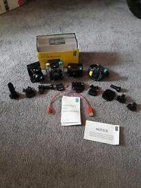 EE action camera