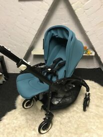 Limited edition Bugaboo Bee 3 (unused) with extras