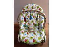 Mothercare 2 in 1 Rocker Bouncer