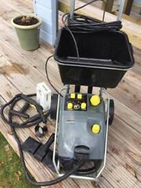 Karcher DE4002 Professional steam cleaner