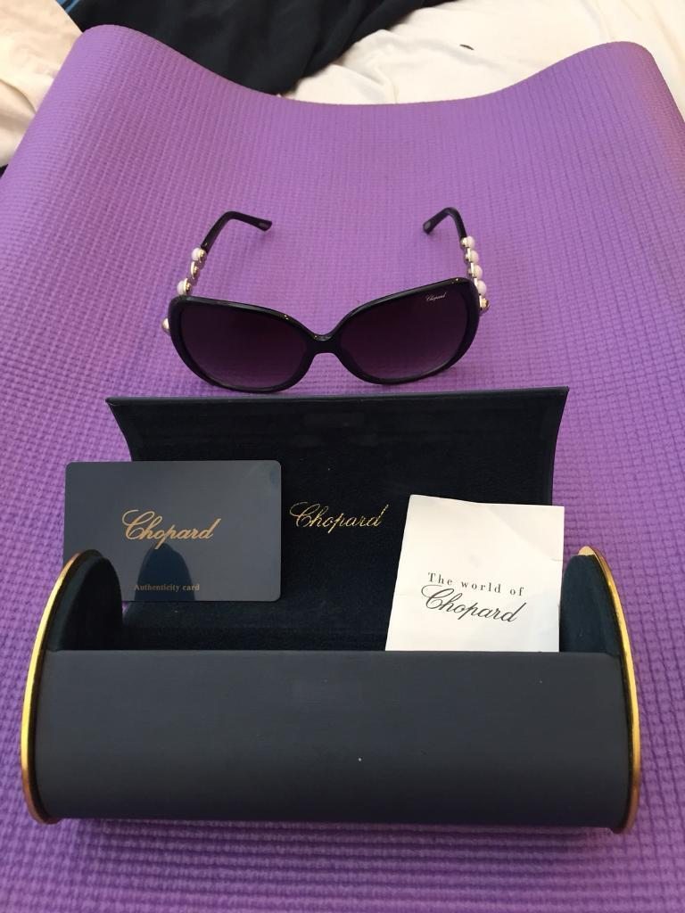 6fae081308c5 CHOPARD glasses Made in Italy 100% authentic used item with original case.