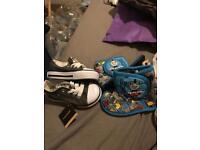 Boys shoes size c4