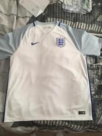 England home top
