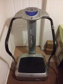 fitness Vibration plate machine