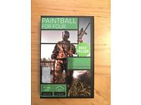 Paintballing for 4 - £25