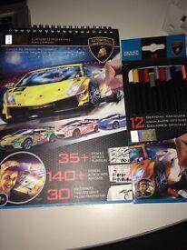 Design Masters car designer sketchbooks