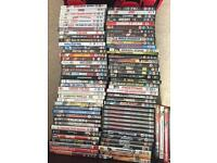 DVD collection 80+